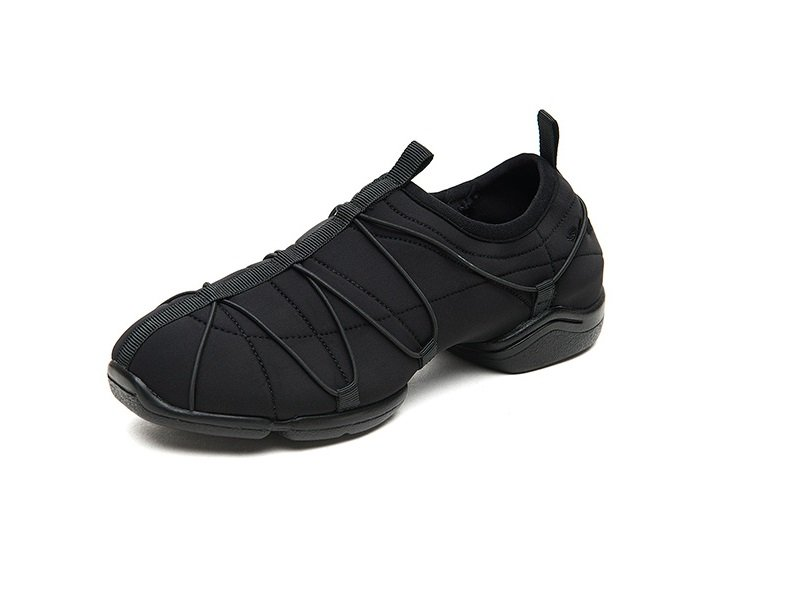 SANSHA LOW PROFILE SPLIT SOLE DANCE SNEAKER
